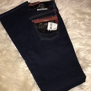 Nwt moschino jeans